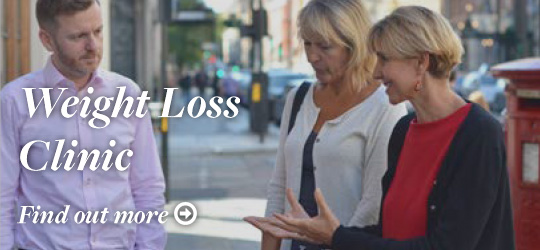 Weight loss clinic - Find out more