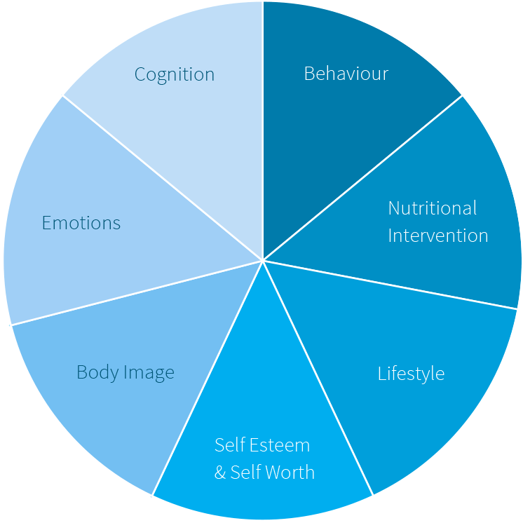 Eating disorder diagram
