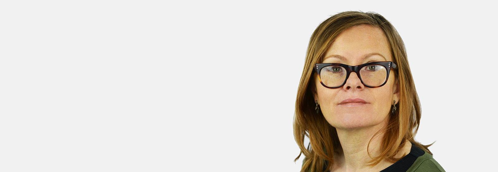 Sarah Bolton portrait