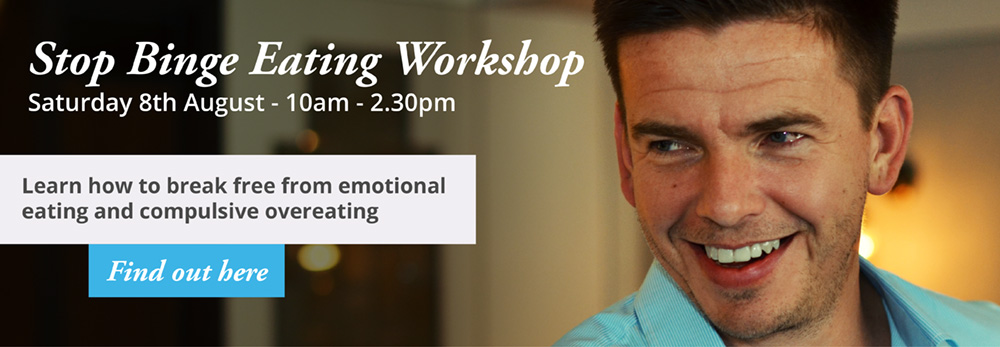 Stop Binge Eating Workshop - Learn how to break free from emotional eating and compulsive overeating