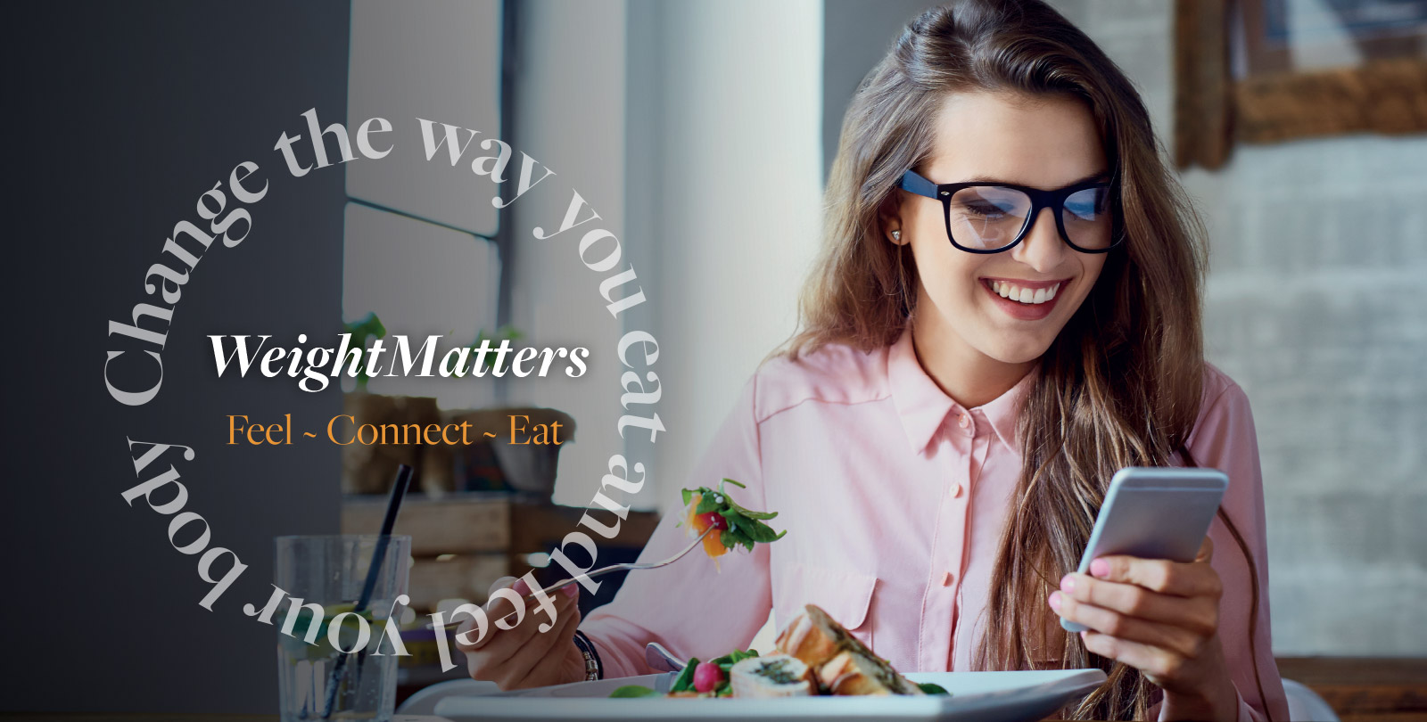 WeightMatters - Feel - Connect - Eat