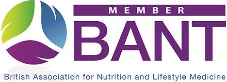 Member of British Association for Nutrition and Lifestyle Medicine